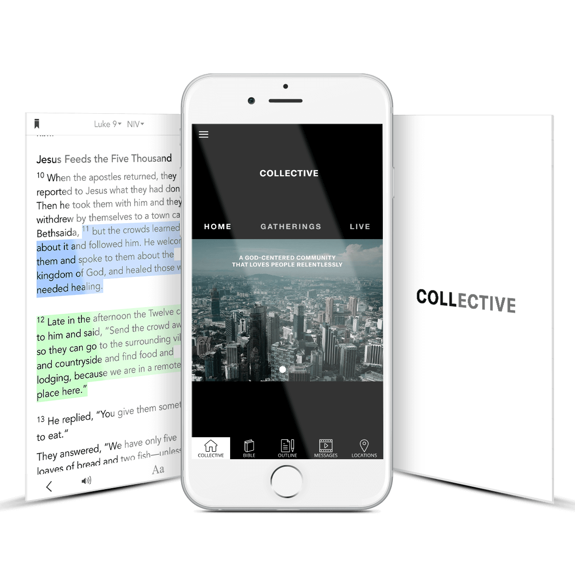 Collective Central App